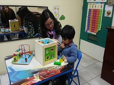 Programa Piloto de Pesquisa y Tratamiento de Autismo del Hospital Fricke  cierra tercer ciclo en Quilpué con certificación de agentes comunitarios.