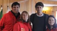 Investigadores UPLA llegan a la Antártica para verificar los efectos del  cambio climático en las algas.